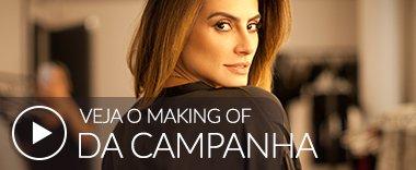 Veja o Making Of de nossa campanha com Cleo Pires